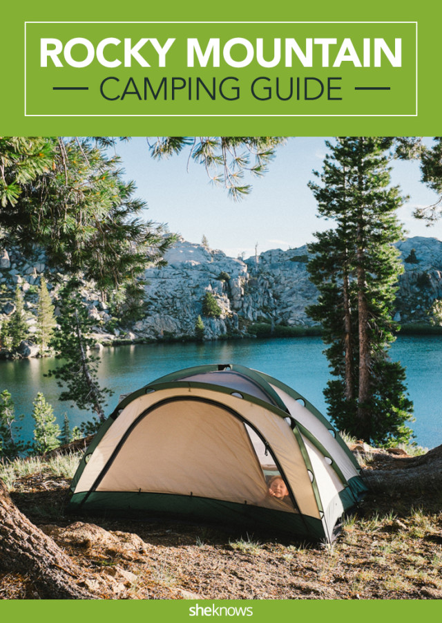 Rocky Mountain campgrounds