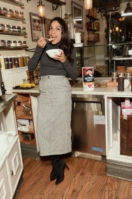 Rosario Dawson for Quaker