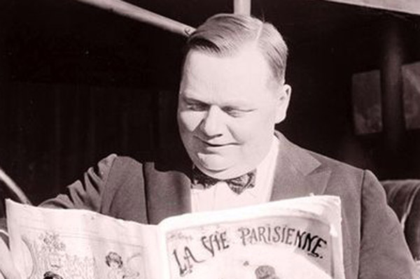 Fatty Arbuckle manslaughter trial