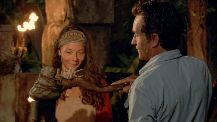 Photo of Gabby Pascuzzi in 'Survivor: