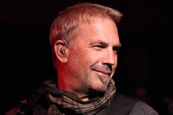 SAG 2013 First Time Award Nominee Kevin Costner