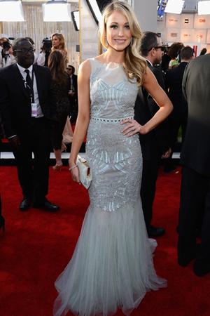 Katrina Bowden at the 2013 SAG Awards