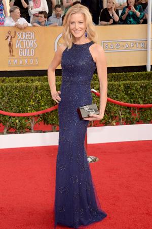 Anna Gunn at the 2014 SAG Awards