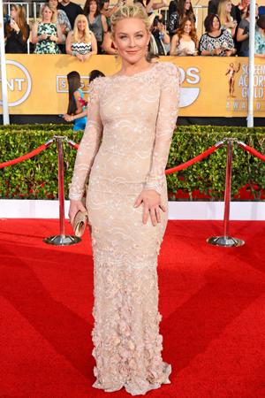 Elizabeth Rohm at the 2014 SAG Awards