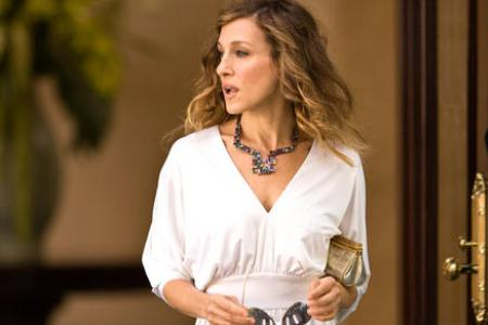 Sarah Jessica Parker is back in Sex and the City 2