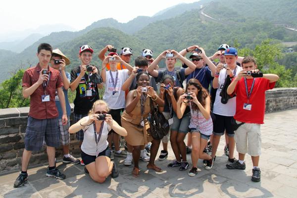 Holly Robinson Peete's trip to China