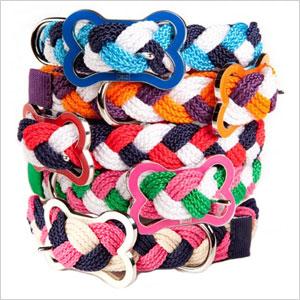 Sailor's Knot Dog Collar