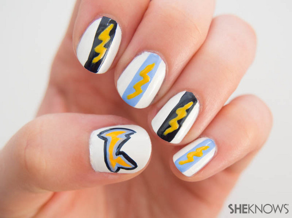 Fan-icure: San Diego Chargers | Sheknows.com -- final result