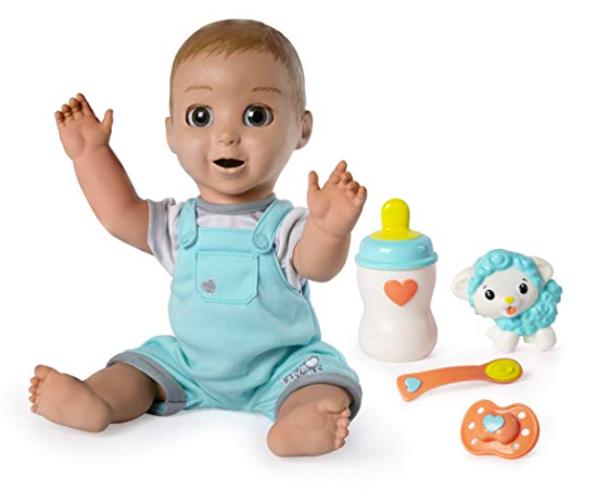 photo of lovabeau responsive baby doll