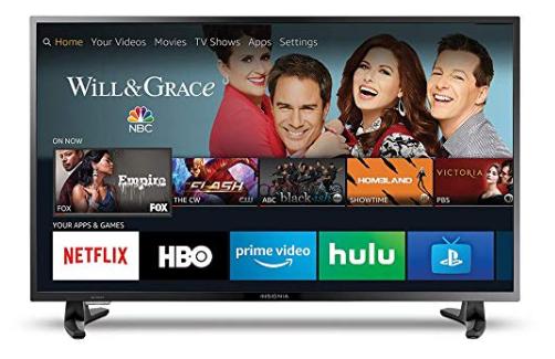 photo of Insignia 39-inch smart TV