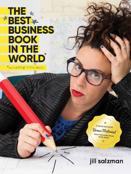 The Best Business Book in the World* (*according to my mom) book cover