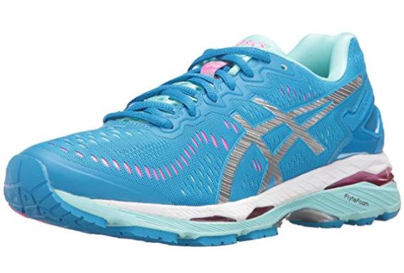 oasics women's running shoes