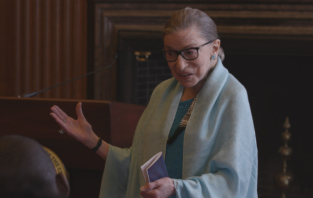 Ruth Bader Ginsburg Sundance