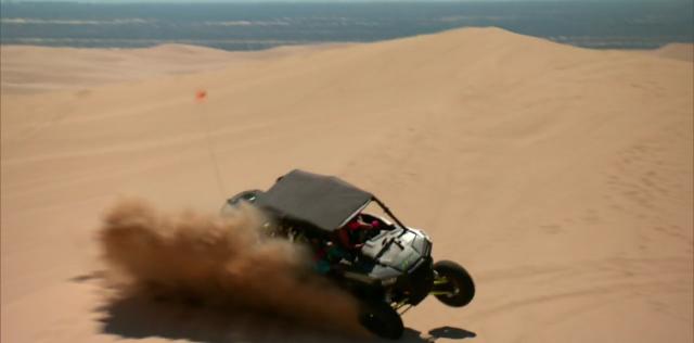RHOC dune buggy