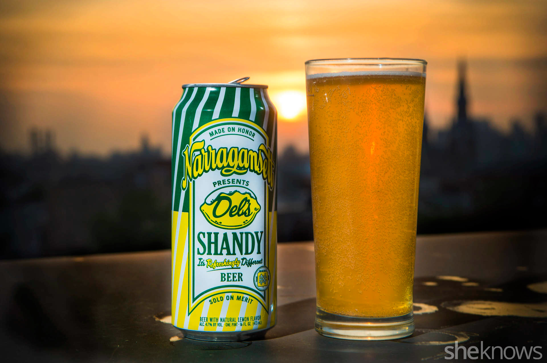 shandy beer