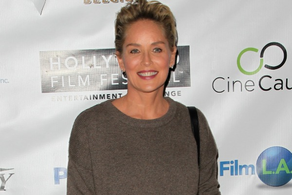 Sharon Stone and celebrities who embrace the aging process