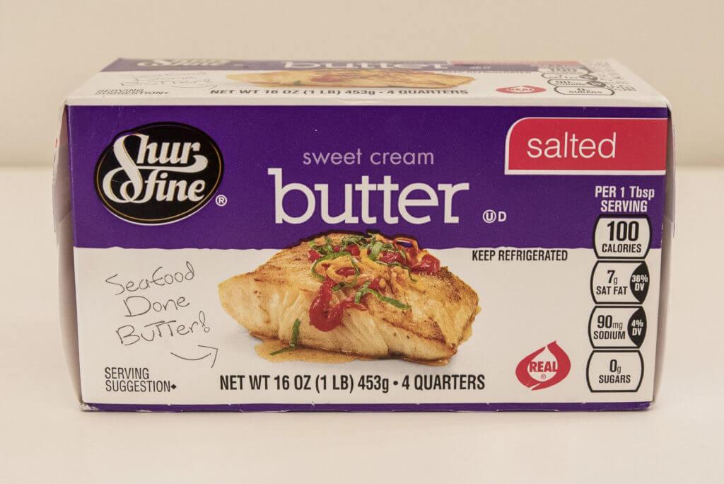 Finding the Best Butter: Best in Show, Shurfine