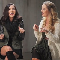 Megan & Liz sing a song they wrote when they were 10