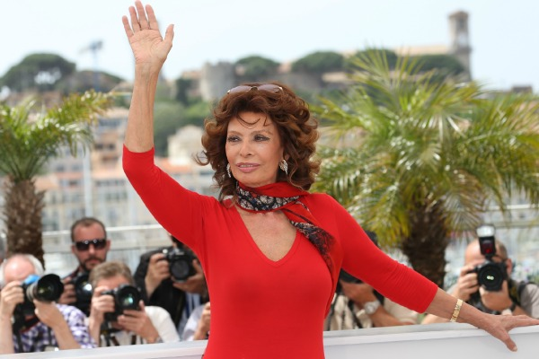 Sophia Loren and celebrities who look fabulous over 50
