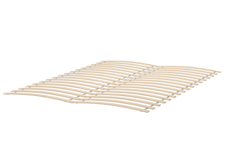LURÖY Slatted Bed Base