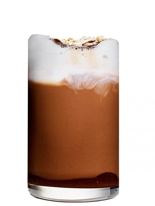 Macadamia Cocoa Cappuccino Starbucks