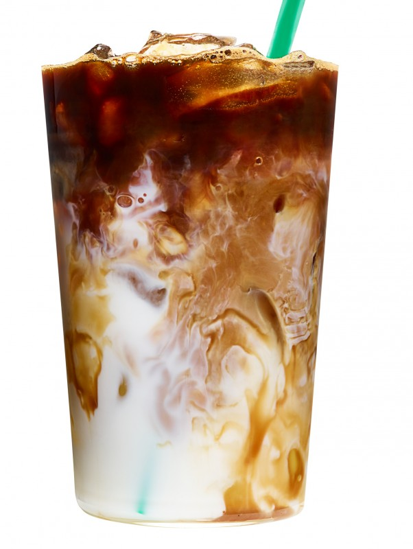 Tahitian Vanilla Macchiatto Starbucks