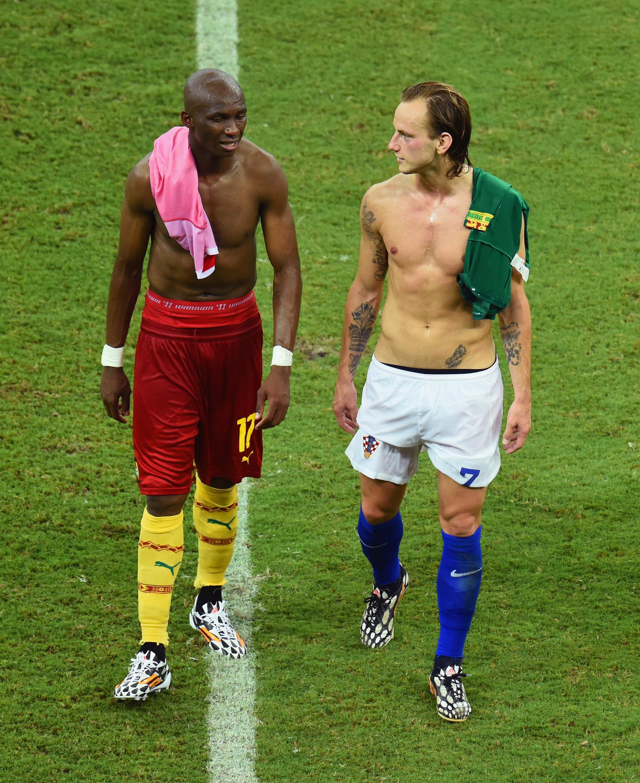 Stephane, Cameroon, Ivan, Croatia, World Cup 2014