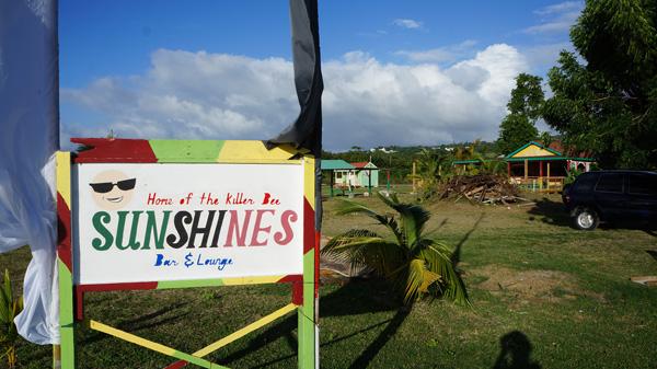 Sunshine's Beach Bar & Gril