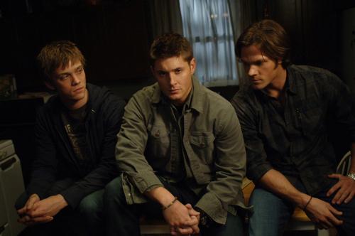 Supernatural has the boys Jump the Shark