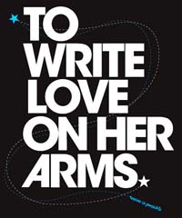 To Write Love on Her Arms: A Social Movement