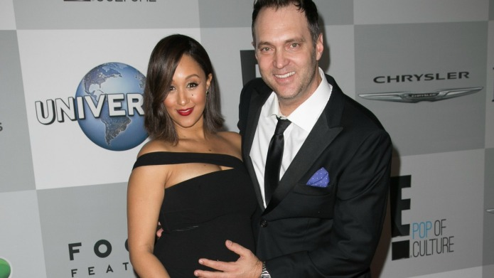 Tamera Mowry gives birth to a