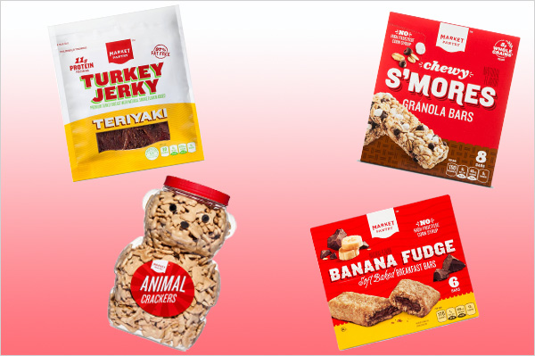 Target snacks honorable mentions