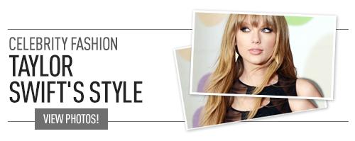 Taylor Swift banner