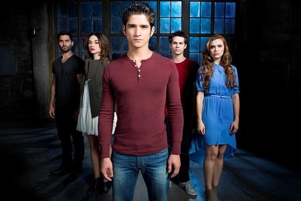 Teen Wolf main cast