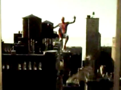 Is this the new Spider-Man?