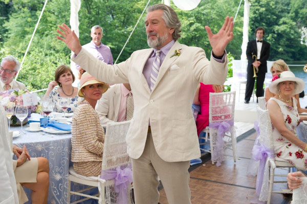 Robert DeNiro in The Big Wedding