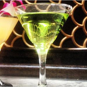 Cucumber Stiletto Martini