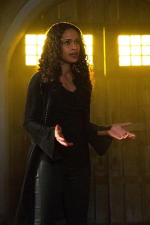 Sabine becomes Celeste on The Originals