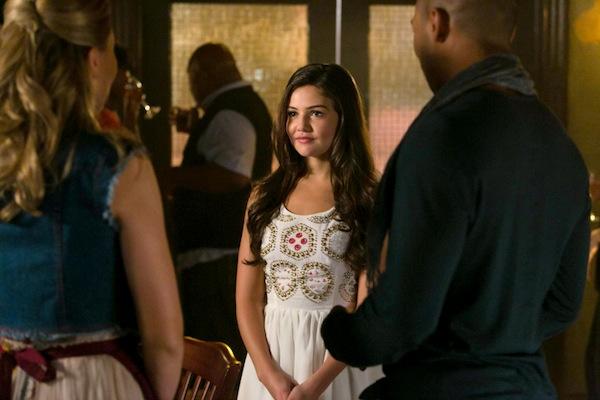 Cami meets Davina in The Originals