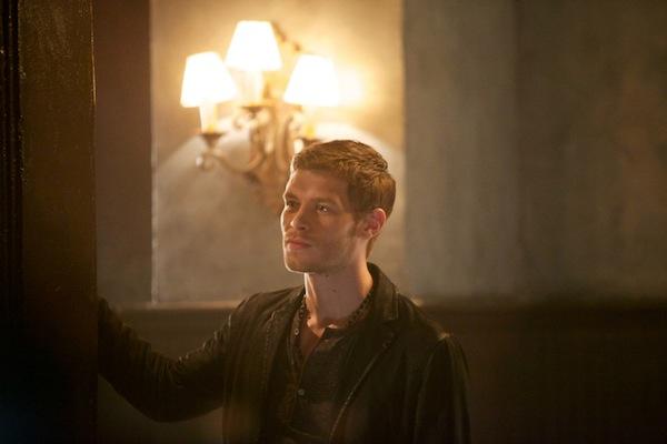 Klaus in The Originals