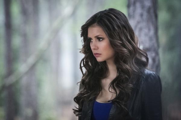 Elena in The Vampire Diaries