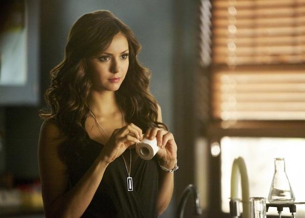 The Vampire Diaries surprise Season 5 hookup