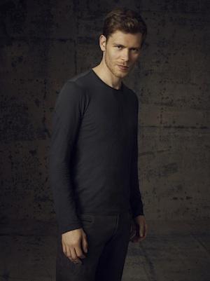 Joseph Morgan in The Vampire Diaries