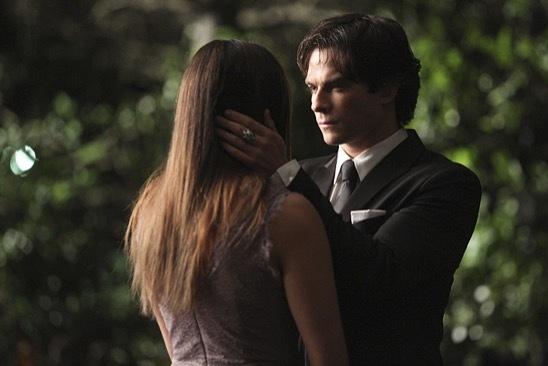 """The Vampire Diaries -- """"I'm Thinking"""