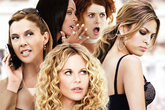 The Women DVD is an all-star collection of actresses