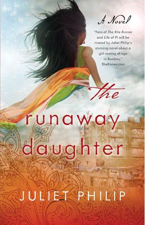 The Runaway Daughter by Juliet Philip