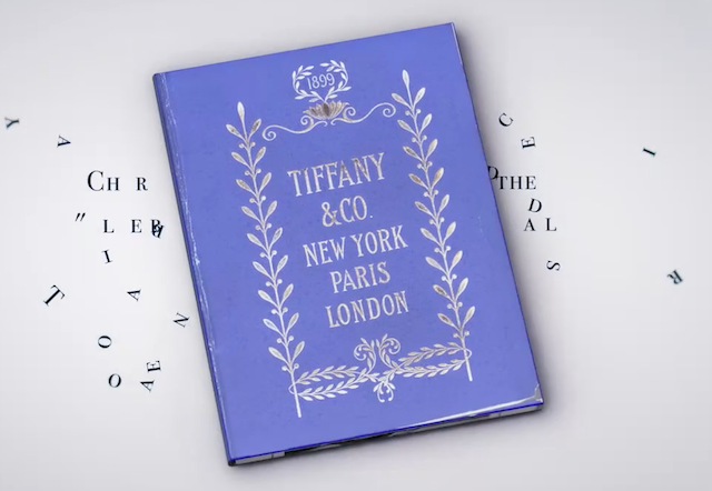 Tiffany's Blue Book