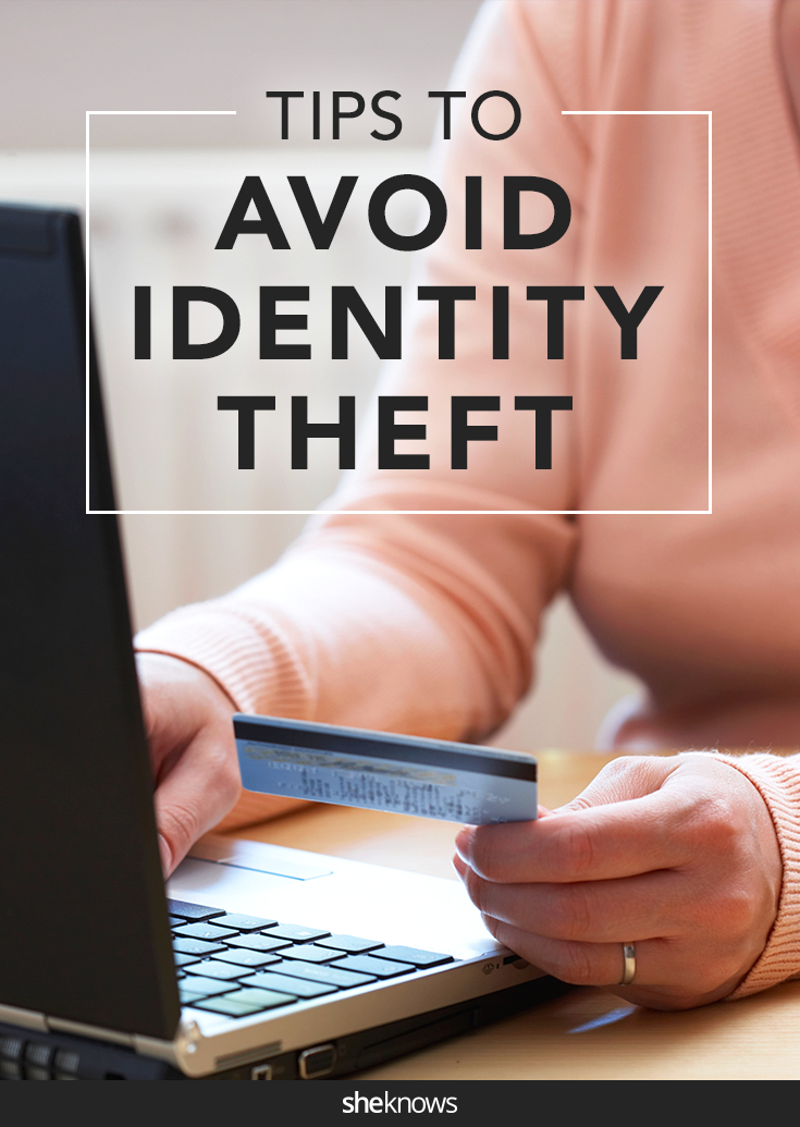 Avoid Identity Theft