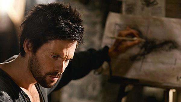 Tom Riley in Da Vinci's Demons