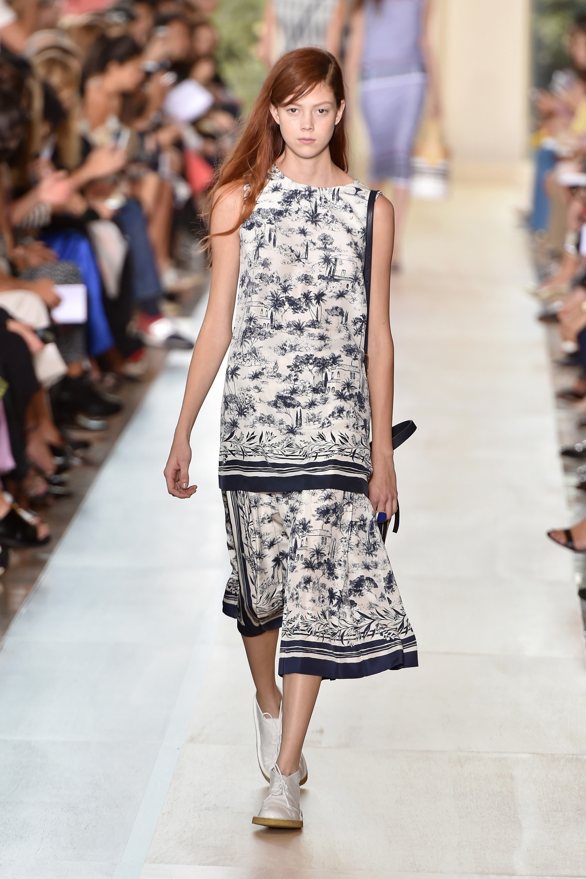 Tory Burch's spring 2015 collection 1